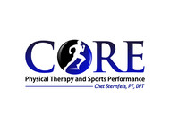 Core Physical Therapy and Sports Performance Logo - Entry #149