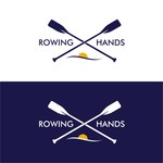 Rowing Hands Logo - Entry #90
