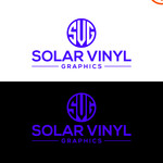 Solar Vinyl Graphics Logo - Entry #150
