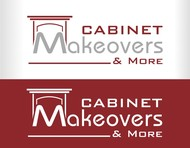 Cabinet Makeovers & More Logo - Entry #7