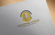 Leading Voice, LLC. Logo - Entry #160