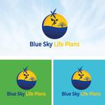 Blue Sky Life Plans Logo - Entry #68