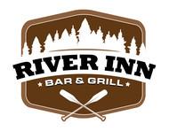 River Inn Bar & Grill Logo - Entry #75