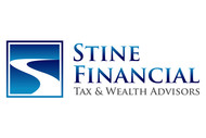 Stine Financial Logo - Entry #180