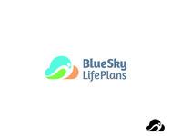 Blue Sky Life Plans Logo - Entry #239