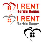 I Rent Florida Homes Logo - Entry #45