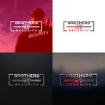 Brothers Security Logo - Entry #96
