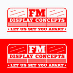 FM Display Concepts Logo - Entry #35