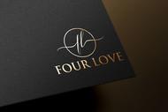 Four love Logo - Entry #293