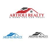 Artioli Realty Logo - Entry #97