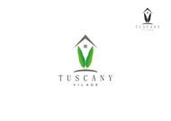 Tuscany Village Logo - Entry #6