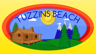 Tuzzins Beach Logo - Entry #124