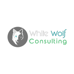 White Wolf Consulting (optional LLC) Logo - Entry #380