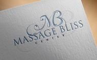 MASSAGE BLISS CENTER Logo - Entry #2