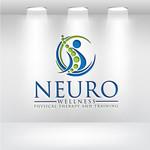 Neuro Wellness Logo - Entry #799