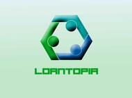Loantopia Logo - Entry #75