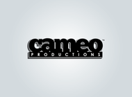 CAMEO PRODUCTIONS Logo - Entry #43