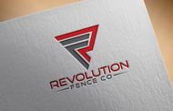 Revolution Fence Co. Logo - Entry #34