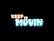 Keep It Movin Logo - Entry #239