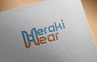 Meraki Wear Logo - Entry #12