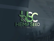Hemp Seed Connection (HSC) Logo - Entry #147