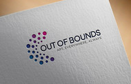 Out of Bounds Logo - Entry #28