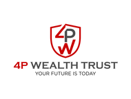 4P Wealth Trust Logo - Entry #394