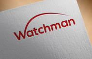 Watchman Surveillance Logo - Entry #129