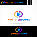 Crafter on Demand Logo - Entry #22