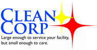 B2B Cleaning Janitorial services Logo - Entry #32