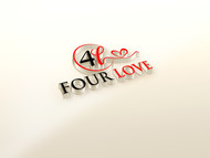 Four love Logo - Entry #267