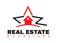 CZ Real Estate Rockstars Logo - Entry #131