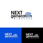 Next Generation Wireless Logo - Entry #147