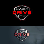 Hard drive garage Logo - Entry #223