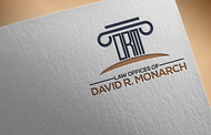 Law Offices of David R. Monarch Logo - Entry #30