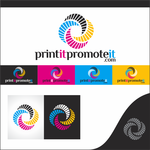 PrintItPromoteIt.com Logo - Entry #193