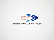 IVESTER DRYWALL & PAINTING, INC. Logo - Entry #150