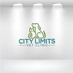 City Limits Vet Clinic Logo - Entry #34