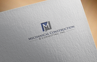 Mechanical Construction & Consulting, Inc. Logo - Entry #39