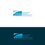 Fiduciary Wealth Management (FWM) Logo - Entry #38