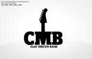 Clay Melton Band Logo - Entry #93