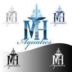 MH Aquatics Logo - Entry #148