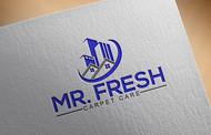 Mr. Fresh Carpet Care Logo - Entry #89