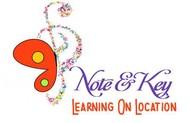 Note & Key Logo - Entry #3