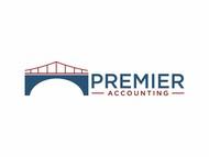Premier Accounting Logo - Entry #374