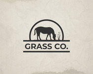 Grass Co. Logo - Entry #36