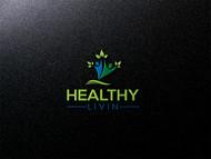 Healthy Livin Logo - Entry #253