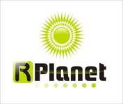 R Planet Logo design - Entry #1