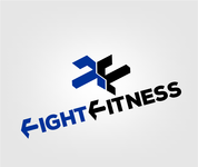 Fight Fitness Logo - Entry #138