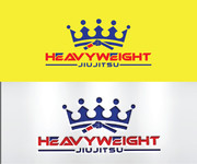 Heavyweight Jiujitsu Logo - Entry #62